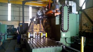 Mandrinadora Horizontal ZAYER KMU 8000