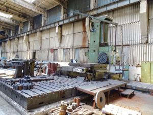 Fresadora Horizontal UNION BFP 130/5